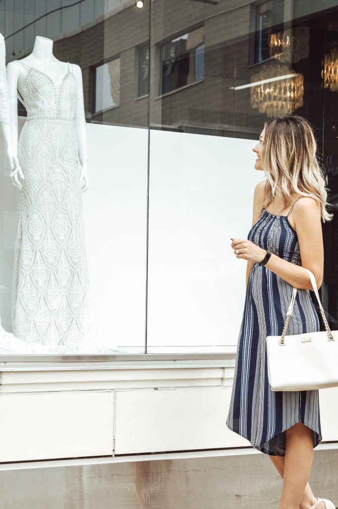 5 Things You Need to Know When Shopping for Your Wedding Dress