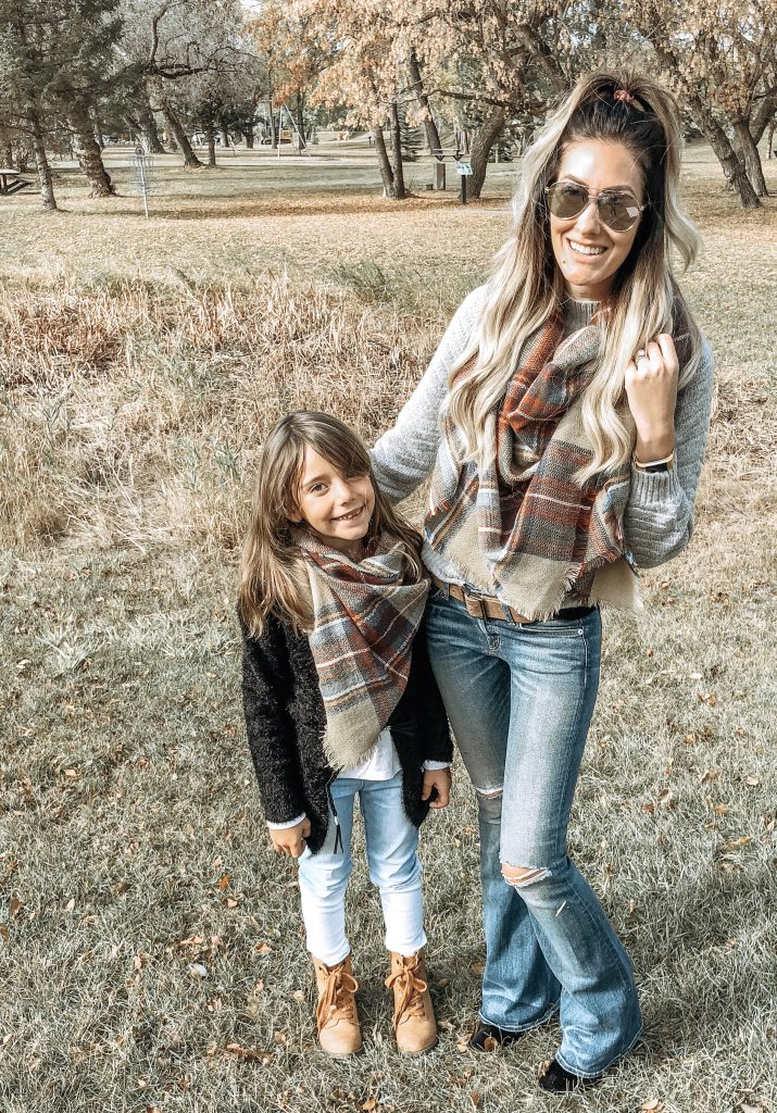 Mommy & Me – Snag Your Matching Scarves for $24.99!