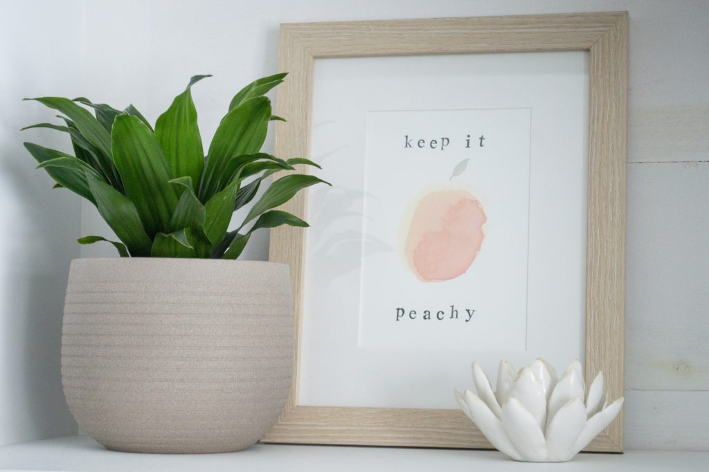 Keep It Peachy – DIY Gift Exchange for Under $20