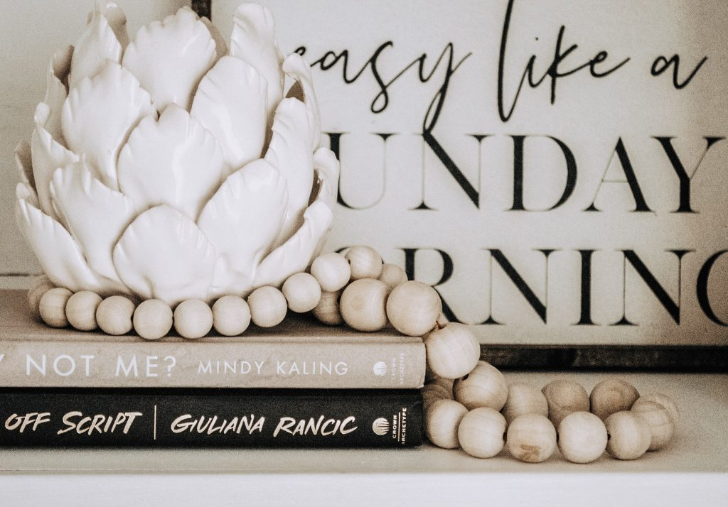 Wooden Garland: DIY