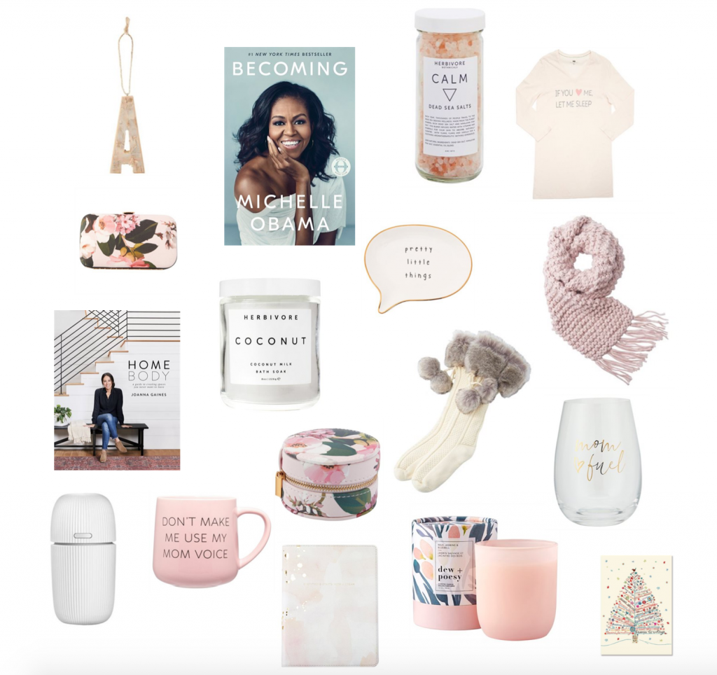 Pastels & Passion Holiday Gift Guide