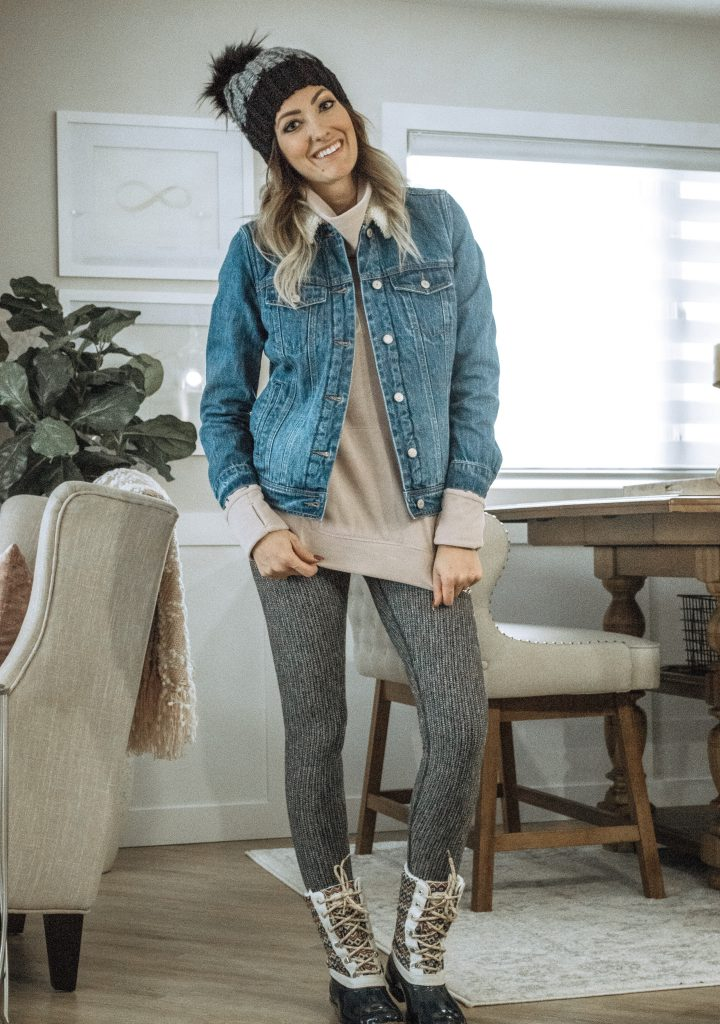 Styling Your Jean Jacket