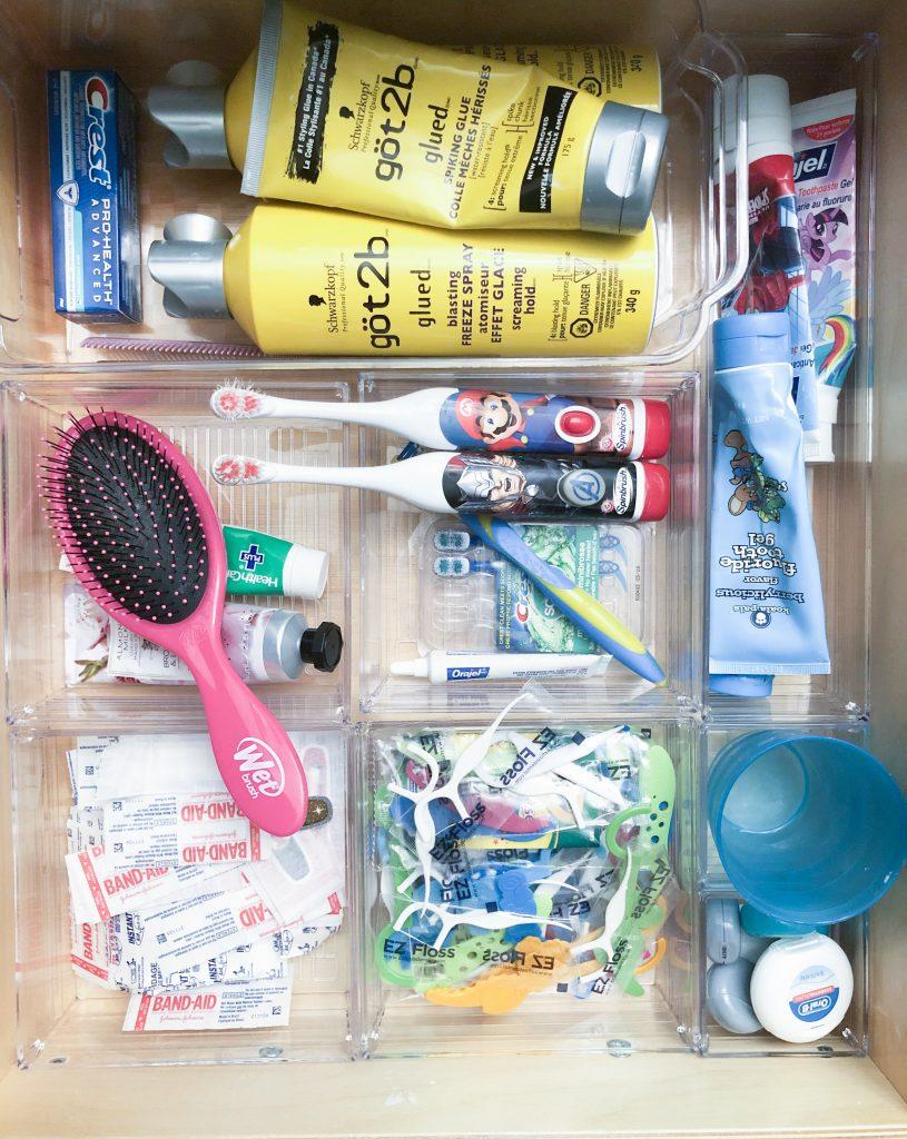 An Organized Life – Bathroom Edition